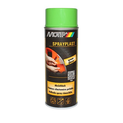 MOTIP Spray-plast zelený 400ml